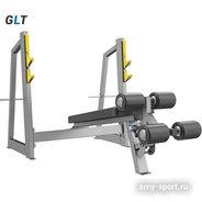 GLT 041A Жим лежа отрицательный угол