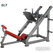 GLT 318 Жим ногами под углом 45°