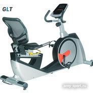 Горизонтальный велотренажер GLT 728R-LC