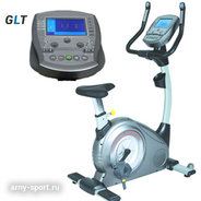 Вертикальный велотренажер профессиональный GLT 906W-2